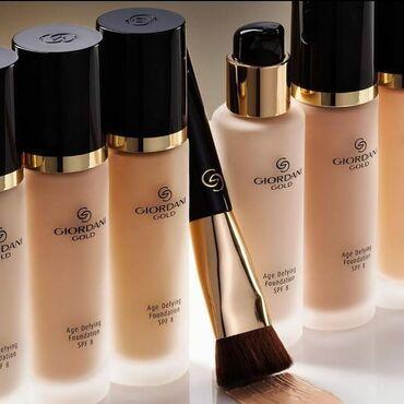 Kosmetika - Dübəndi: Giordani gold tonal krem. Originaldır. Birbaşa şirkətdən sifariş