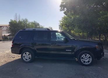 черный ford в Кыргызстан: Ford Explorer 4 л. 2006   190000 км