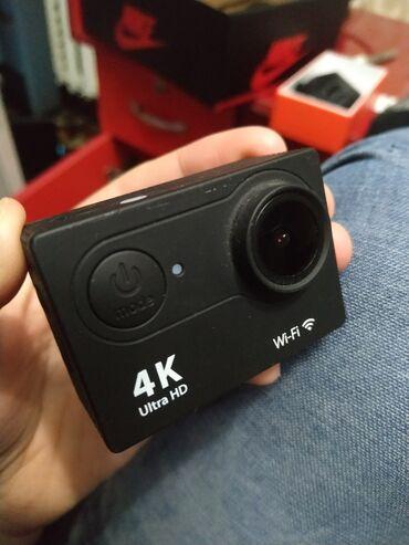 Продается камера Экен почти новая + карта памяти 16г