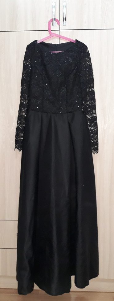 Вечернее платье в пол. Очень красивое, в Бишкек
