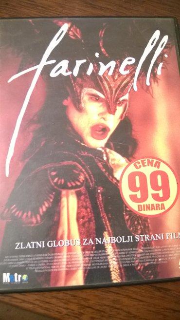 Dvd farineli - Belgrade