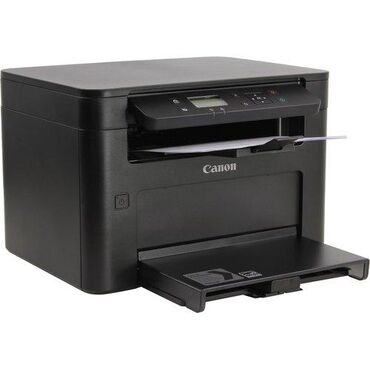 cherno-belyj-printer-a4 в Кыргызстан: МФУ Canon i-SENSYS MF112 (A4, 22ppm, 600x600, 128MB, замена Canon