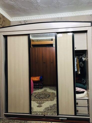 Дом и сад - Баткен: В Баткене Продаётся шкаф купе в отличном состоянии!!!