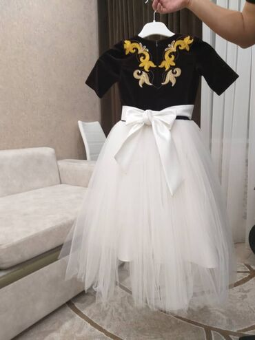 """вечерние платья в греческом стиле в Кыргызстан: Продается детское подростковое платье б/у. В стиле """"Этно"""". Хорошо"""
