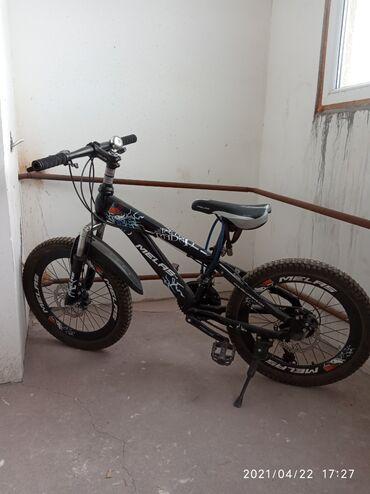 Продаю велосипед, состояние отличное. Находится в мкр Джал