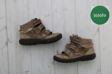 Дитячі черевики Ecco, р. 31    Довжина стопи: 21 см  Стан гарний