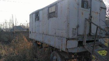 вагончики на колесах в Кыргызстан: Продаю вагончик на колесах