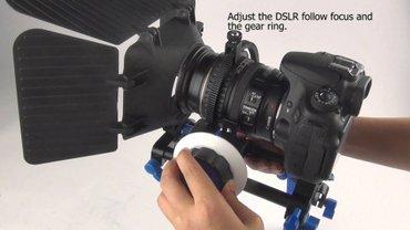 Dslr rig новый цена $210 в Бишкек