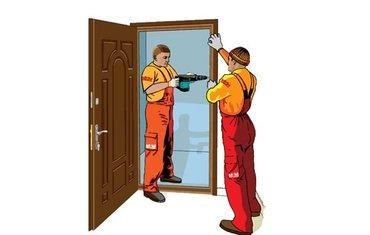 Установка и демонтаж дверей.Качественно установим межкомнатных и нару в Бишкек