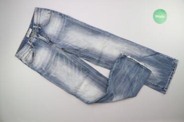 Жіночі джинси з фабричними потертостями Unisono, p. S    Довжина: 103