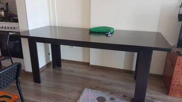 Продается стол. Почти новый. Очень удобный. Удобно для офиса и для