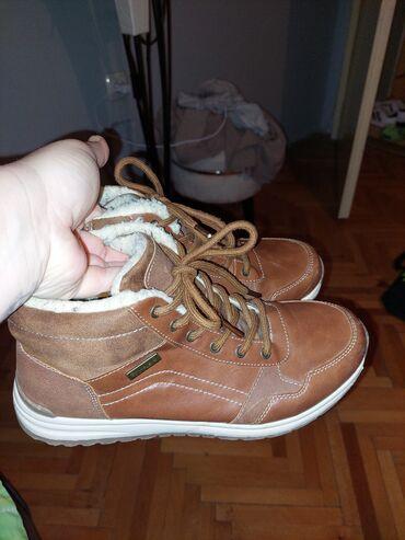 Cipela,cizma,ne ptomociva,sa postavljenim krznom 3 puta