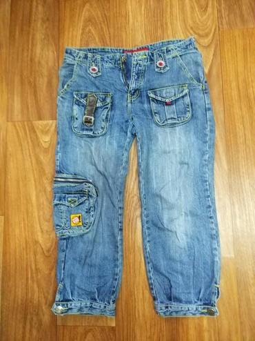Женские джинсы в Кыргызстан: Бриджи фирменные, модные