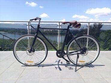 Carlo colucci - Srbija: Električna bicikla! Samo probana,lepog italijanskog dizajna. Baterija