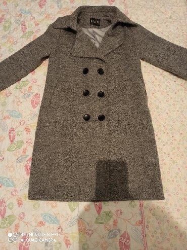 весен пальто в Кыргызстан: Пальто, состояние отличное, размер М, весенний, осенний, 700 с