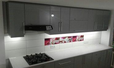Кухни любой сложности, обшиваем лестницы, работаем с фанерой в Кок-Ой