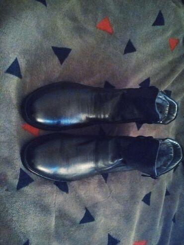 Срочно! Продам ботинки, кожаные, классик. Не ношеные