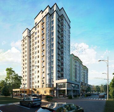 продаю квартира бишкек в Кыргызстан: Строится, Индивидуалка, 1 комната, 45 кв. м