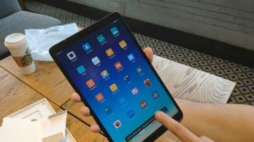Bakı şəhərində Xiaomi mi pad 3gb Ram 32gb Rom 1 aydn azdir alinib ela veziyetedir