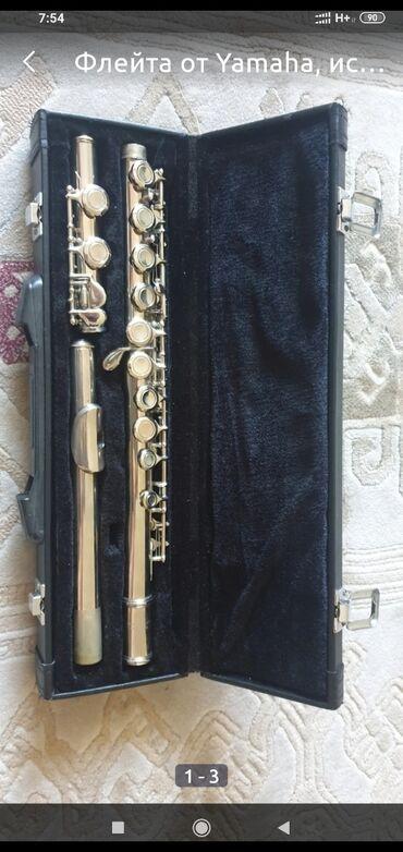 Флейты - Бишкек: Куплю флейту для дочки т
