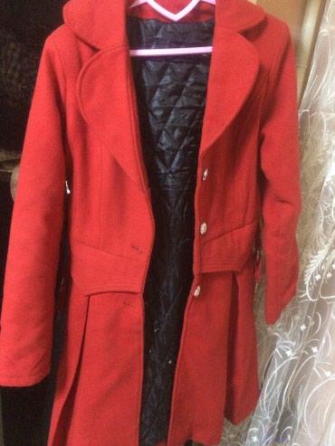 Пальто - Сокулук: Драповое пальто