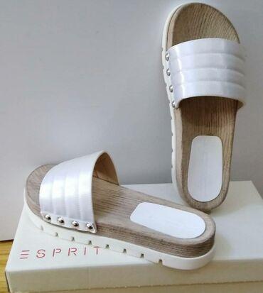 Ženska obuća | Ruma: Nove papuce ESPRIT 37