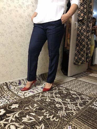 shtany hm в Кыргызстан: Шикарные новые фирменные женские классика брюки оригинал H&M из Б