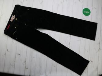 Женские брендовые штаны стрейч Guess, р. М   Длина штанины: 102 см Шаг