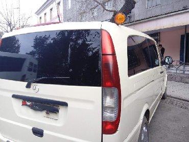 Сколько стоит перевозка пианино - Кыргызстан: Пассажирские перевозки по КР на Мерседес Виано