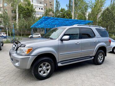 Toyota Sequoia 4.7 л. 2005 | 102000 км