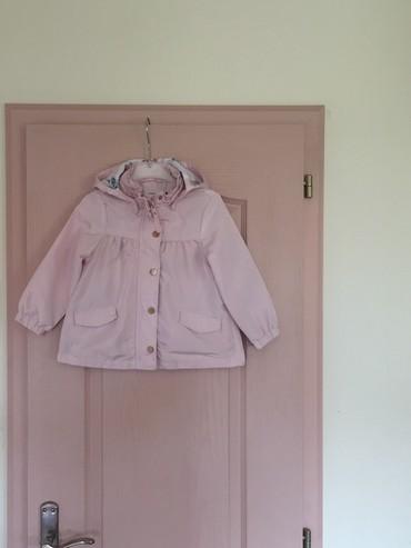 Dečije jakne i kaputi | Indija: H&M jakna vel.98 (2-3god)za devojcice