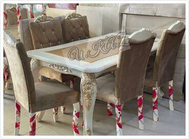 Дом и сад - Масазыр: Masa desti Yenidir‼Masanin olcusu 1.60 uzunu 90 eni Acilir 2 metr