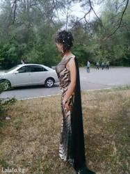 Вечернее платье 46 размера, турецкое. в Кара-Балта