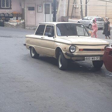 zaz 968m - Azərbaycan: ZAZ 968 Zaporozhec 1988