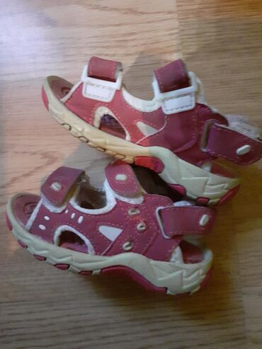 Sportske sandale  Unutrasnje gaziste 14,5cm Cena 600 dinara