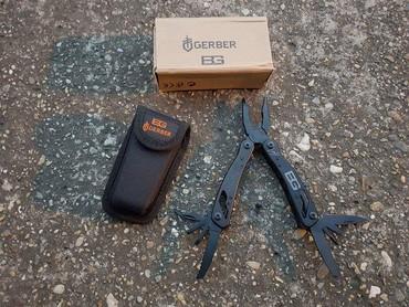 Alko tester - Beograd: GERBER MULTI ALAT Klestasa dosta korisnih alata na sebi, magnetni