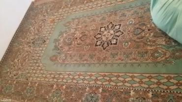 Ковёр 3. 80см на 2м  кайрокумский в Душанбе