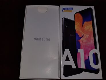 Продаю SAMSUNG A10 с документами, в коробке имеется