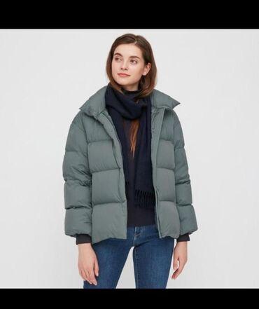 alfa romeo 90 в Кыргызстан: Продаётся совершенно новая куртка UNIQLO, размер XS ( на наш S) наполн