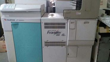Xaçmaz şəhərində SATİLİR FRONTİER 350. Minilab işləkdir. satmağimin səbəbi