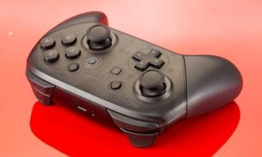 Pro Controller для Nintendo Switch, про джойстик для Switch. в Бишкек