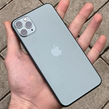 Б/У IPhone 11 Pro Max 64 ГБ Зеленый