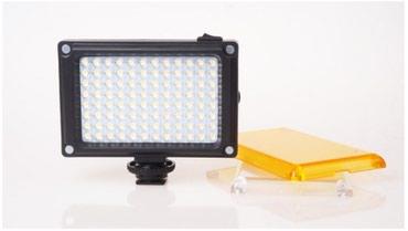 Ulanzi 96 LED reflektor za mobilni-DSLR foto aparate-novo - Belgrade