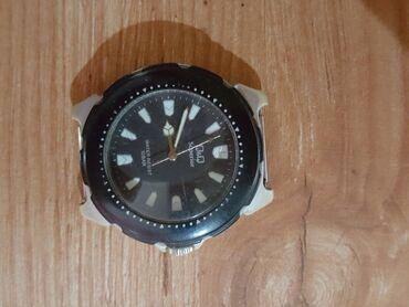 Черные Мужские Наручные часы Q&Q