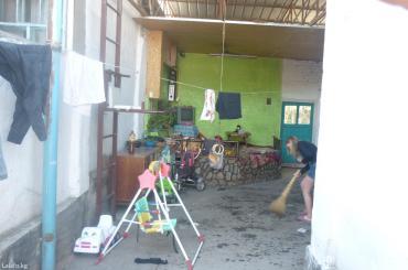Дом район аламединского рынка в Бишкек