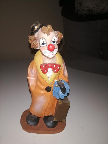 Figurine | Srbija: Predivna figura KlovnPOGLEDAJTE MOJE OGLASE IMA PUNO BRENDIRANIH