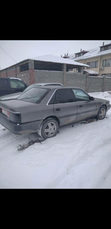 переходка в Кыргызстан: Mazda 626 2 л. 1989 | 2222222 км