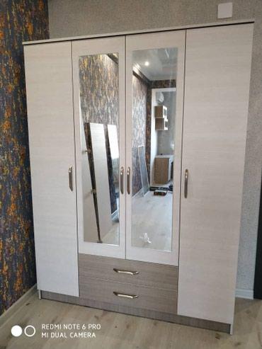 Шкаф 4 створчатый в Бишкек