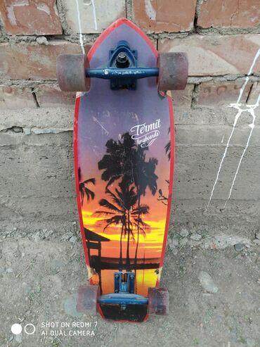 Продаю скейтборд (пениборд) состояние идеальное