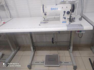 веритас швейная машинка в Кыргызстан: Зигзаг машинка сатылат, жаны боюнча иштеши аябай жакшы, туз тигиш да